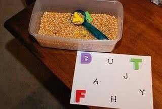 Actividad de letras