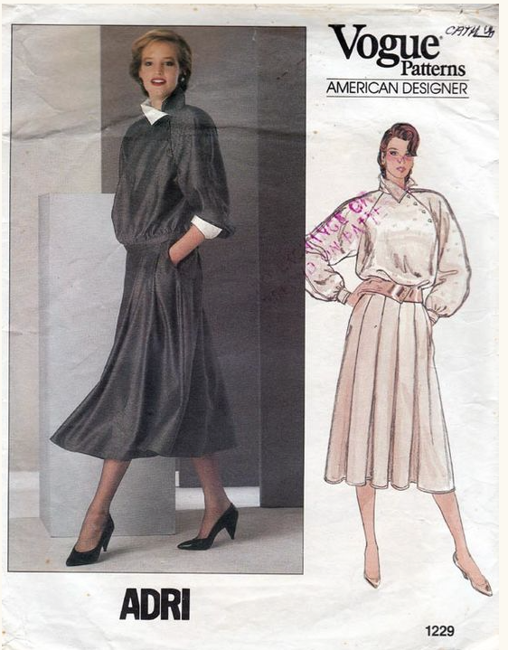 Offering vintage and contemporary sewing, knitting and crochet patterns since 2000.