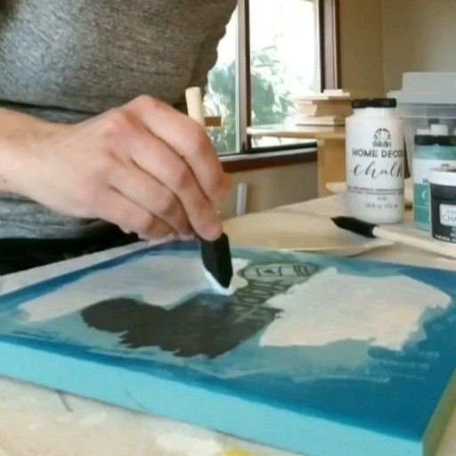 DIY Tutorial | How to paint a wood sign