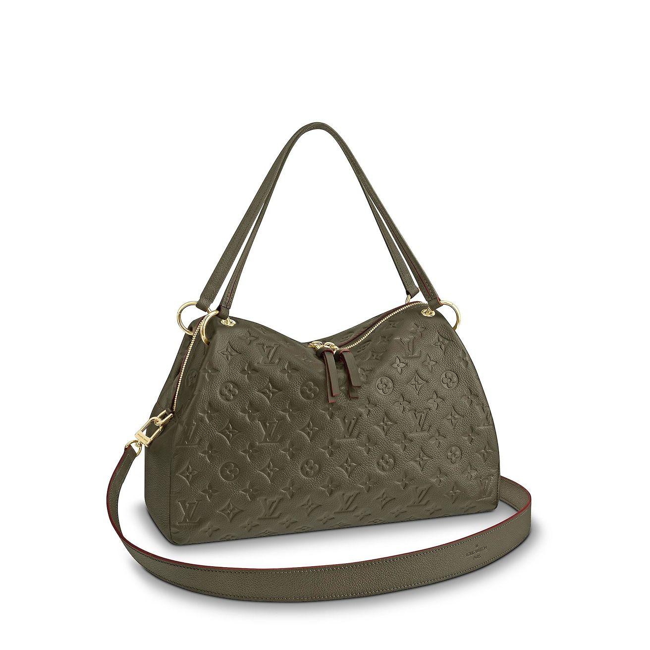 92e494d52529 View 1 - Monogram Empreinte Leather HANDBAGS Shoulder Bags   Totes Ponthieu  PM