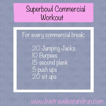 functional fitness superbowl tv commercial workout  tv