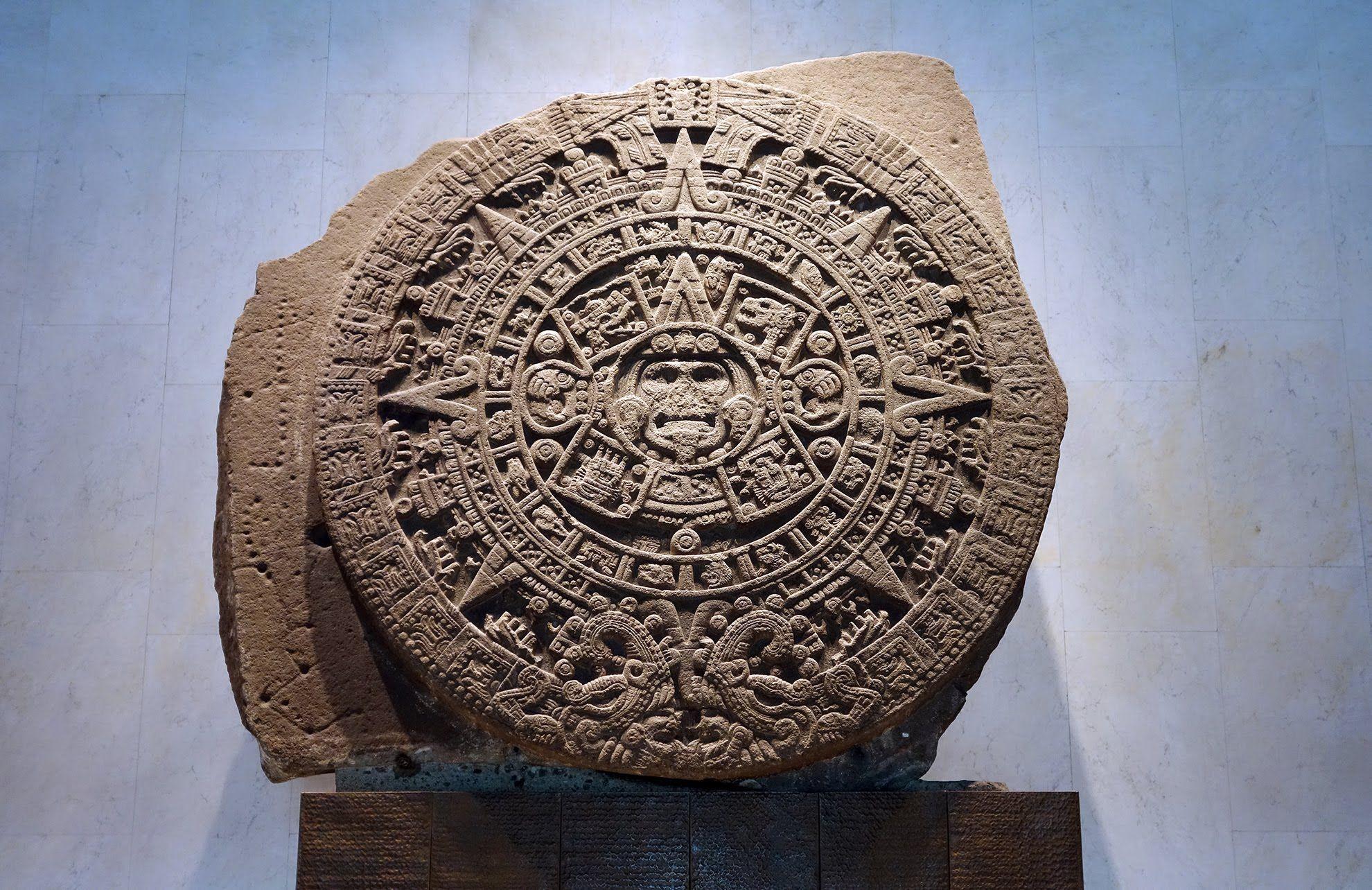 e93dc44faf6 The Sun Stone (The Calendar Stone)