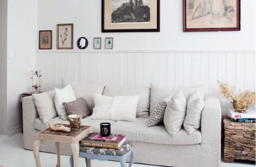 Vintage Woonkamer Inrichten : Vintage woonkamer inrichten interieur inrichting decor ideas and