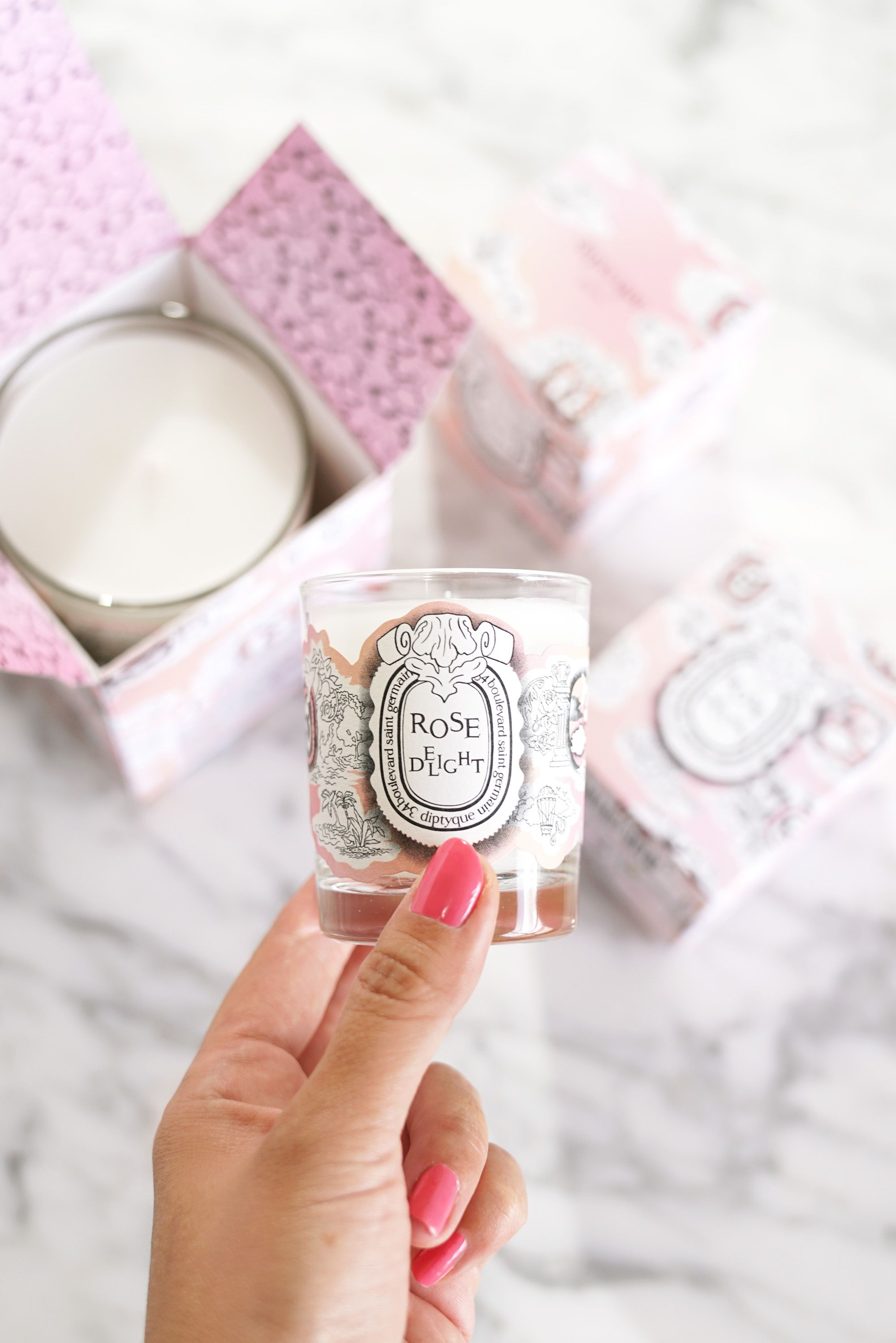DIPTYQUE FRANCE SET LARGE 6,5 Oz 190 g FIG TREE CANDLE /& FIGUIER OVAL SCENT