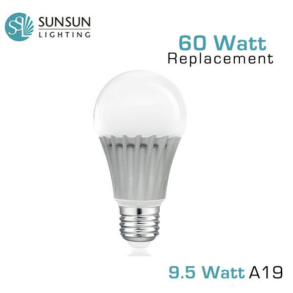Sunsun Led 60 Watt Replacement A19 Led Light Bulb Led Light Bulb Led Bulb Light Bulb