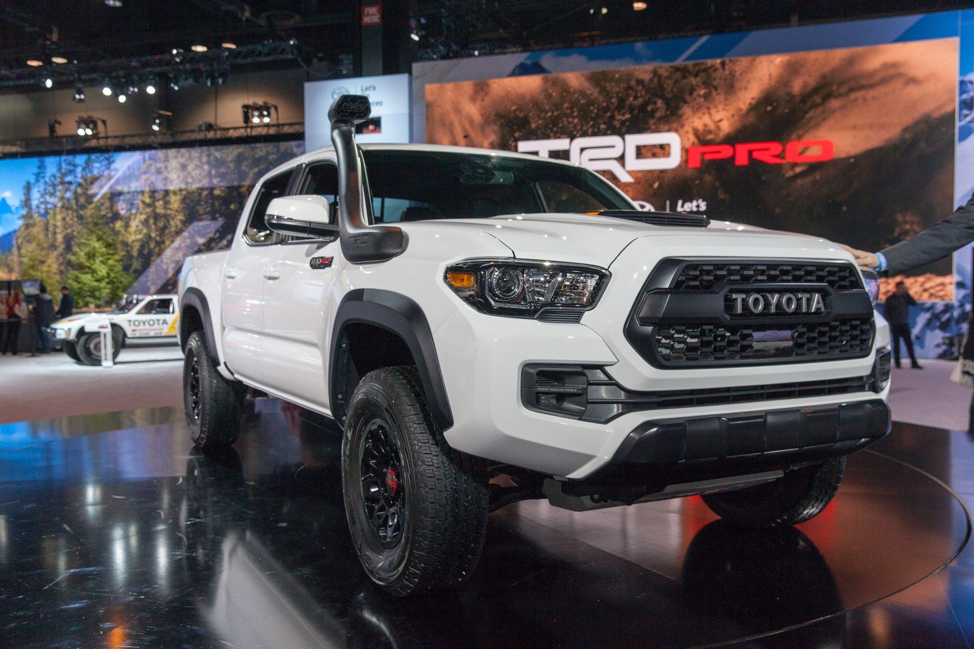 2019 Toyota Tacoma Diesel >> 2019 Toyota Tacoma Diesel Trd Pro Price Spy Shoot Toyota