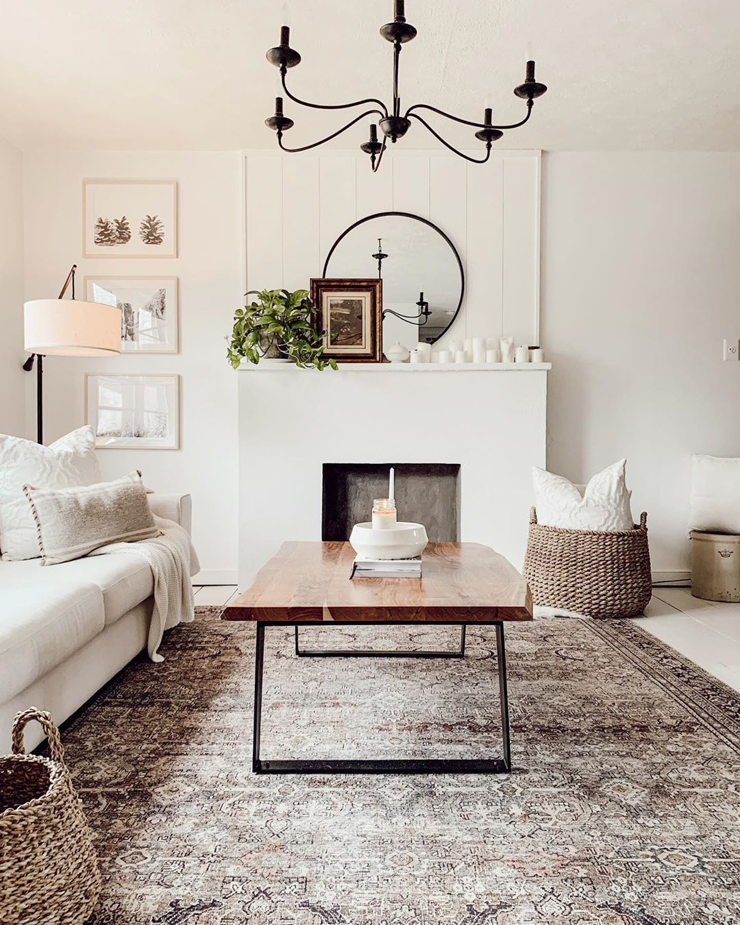 Margaret On Instagram If I Don T Post For A Few Days You Can Almost Guarantee That I M Up To N Home Living Room Living Room Inspiration Apartment Living Room Living room no rug