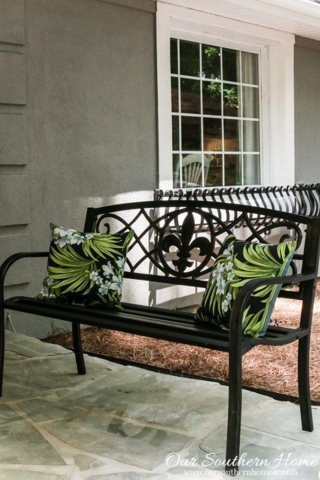 Affordable Outdoor Decor With Images Porch Furniture Outdoor