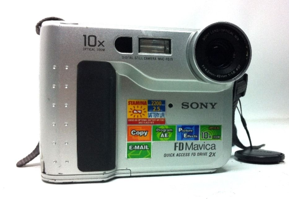 Sony Mvc Fd75 Manual User Guide And Product Specification Best Digital Camera User Guide Sony