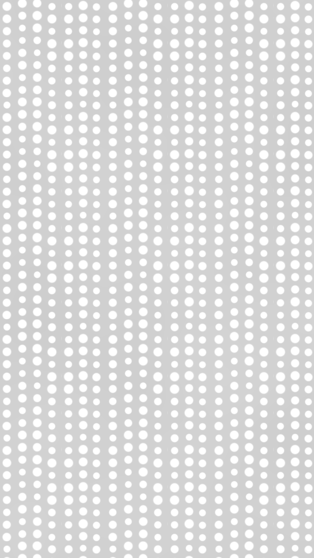 iphone5 wallpaper gray dots white Grey wallpaper