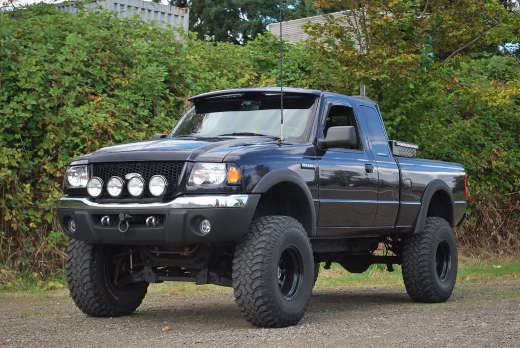 Lifted 2003 Ford Ranger Ford Ranger Ford Ranger Truck Ford