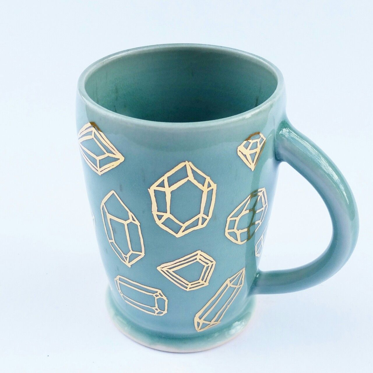 Silver Lining Ceramics Mugs Ceramics Cute Mugs