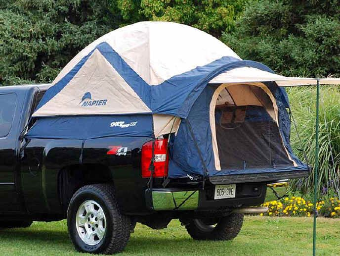 Vehicle Integration Tents | Pickup Truck Tents | Family tent