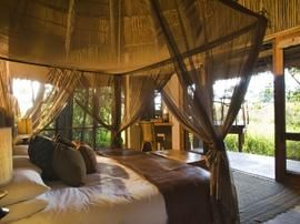 Sandibe Okavango Safari Lodge's