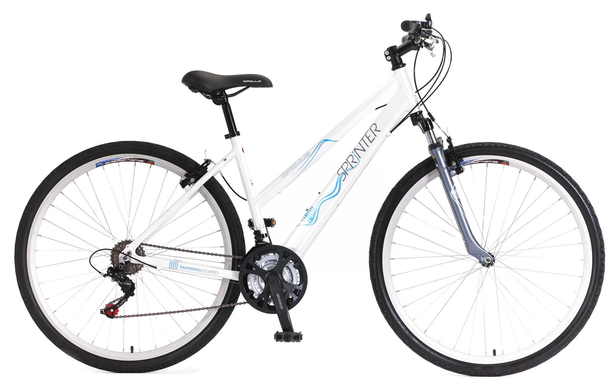 The Apollo Sprinter La S Hybrid Bike