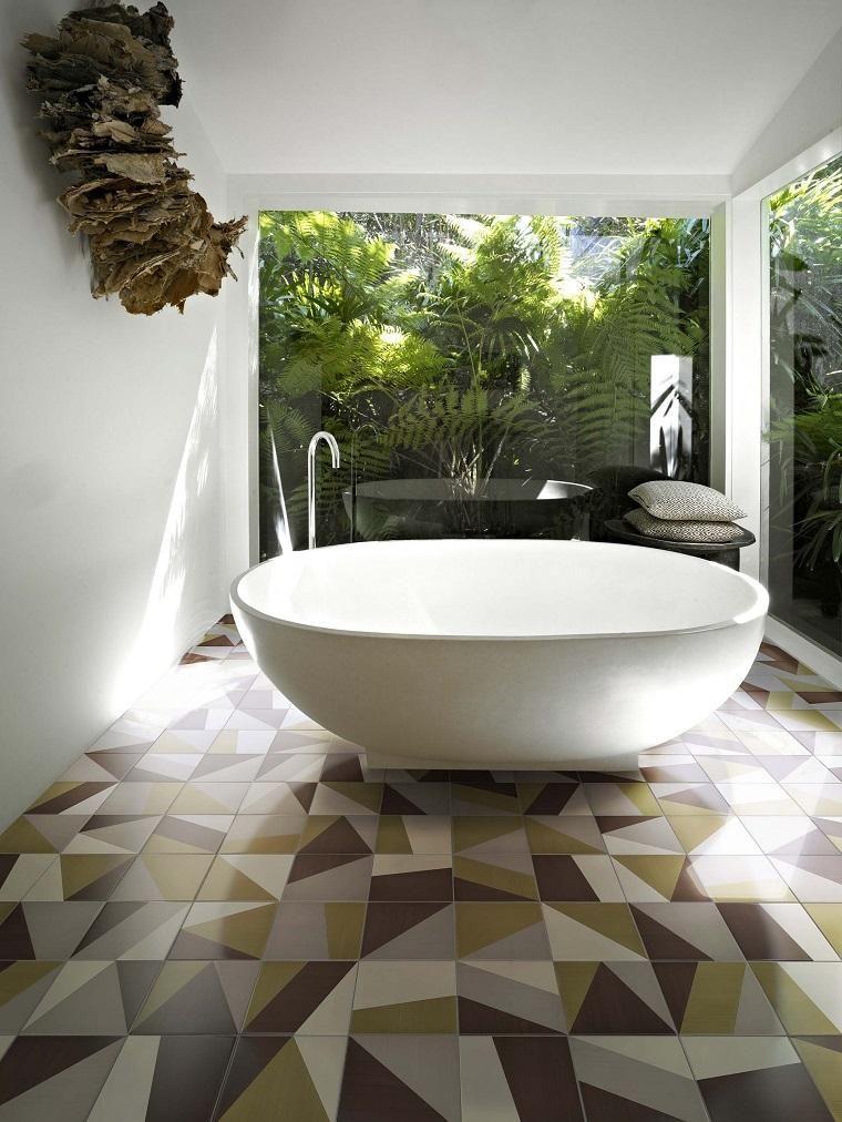 Minimalistisches und modernes Badezimmer Bad Pinterest - badezimmer led deckenleuchte ip44
