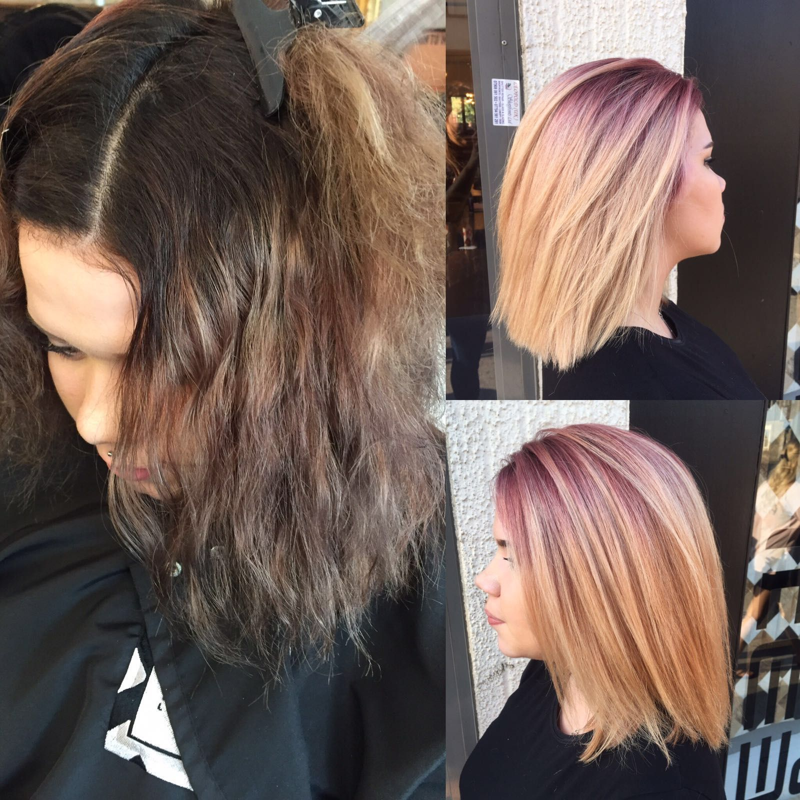 Hair Colour Correction London Hairdresser For More Hairstyles And Our List Of Hair Services Visit Www London Hair Salon Color Correction Hair Best Hair Salon