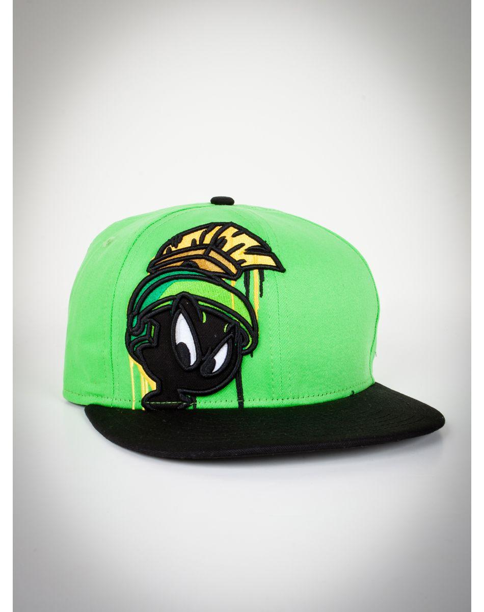 2bc1ce25e0134 Marvin the Martian Drip Snapback New Era Hat