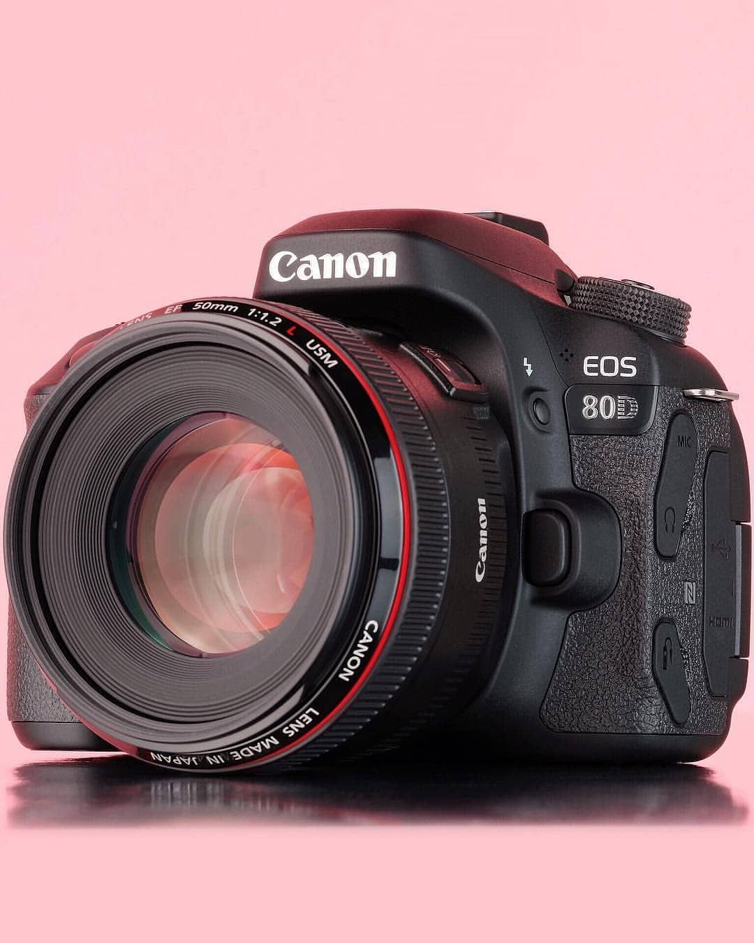 The Canon Eos 80d Is Amazing For Vlogging And It Has Slow Motion Too To Some Extent Credits Canon Camera Canon Dslr Lenses Best Camera For Photography