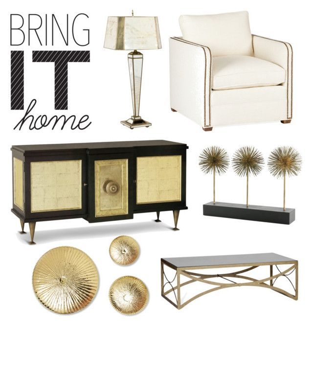 """""""Bring It Home"""" by kathykuohome ❤ liked on Polyvore"""