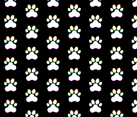 Rainbow Paw Print Wallpaper Bing Images Paw Print Print Wallpaper Wallpaper Icon in.svg,.eps,.png and.psd formats how to edit? rainbow paw print wallpaper bing