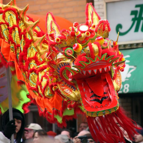 Favori chinese dragon head | Chinese New Year - Dragon Head | Flickr  SU31