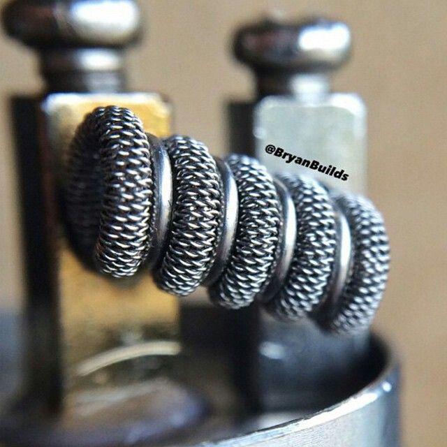Pin En Coil Builds