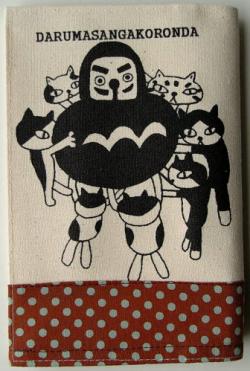 daruma and cats