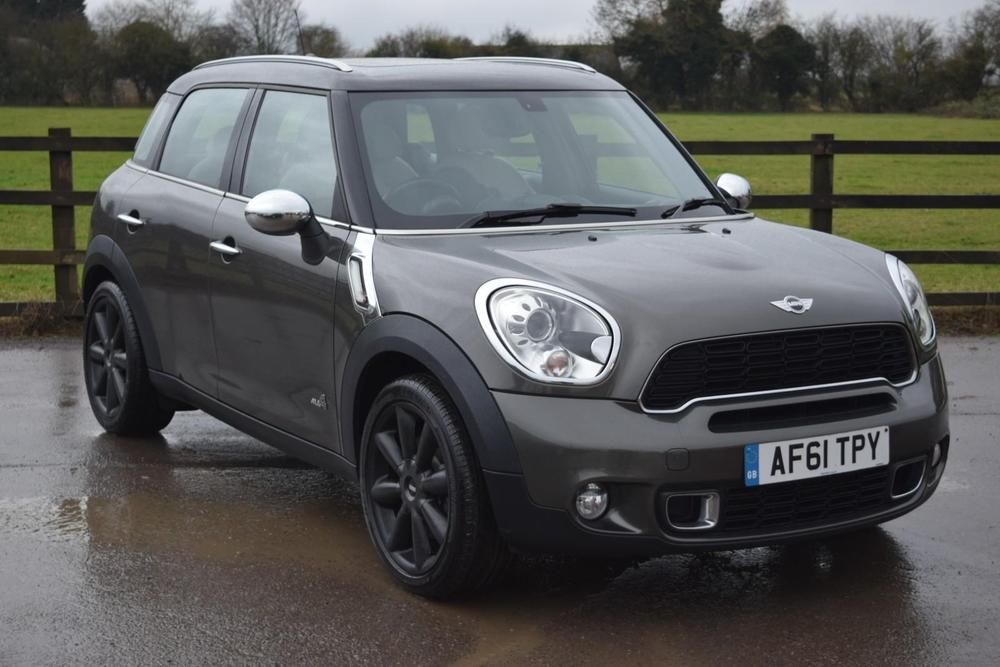Ebay 2011 Mini Countryman 16 All4 Cooper S Grey Vehicles Mini