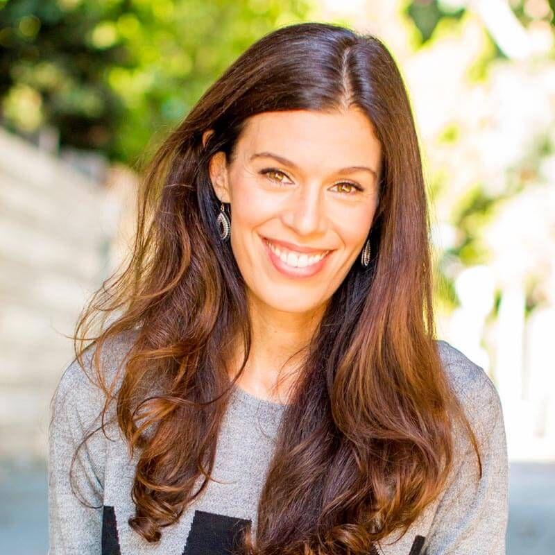 Dana Claudat in 100 Women In Wellness by MindBodyGreen and @Athleta #WomenInWellness