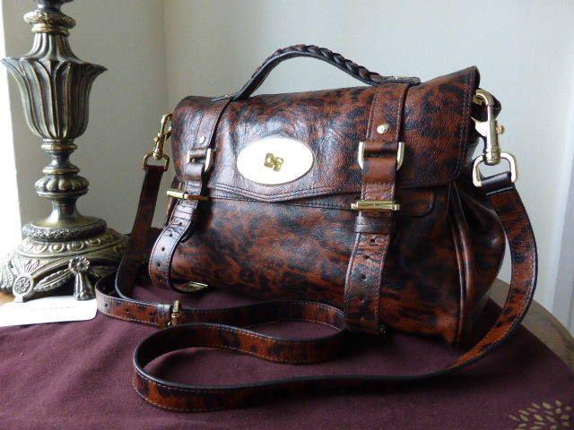 496da25b779d  Mulberry Alexa in Shiny Oak Leopard  gt  http   www.naughtipidginsnest