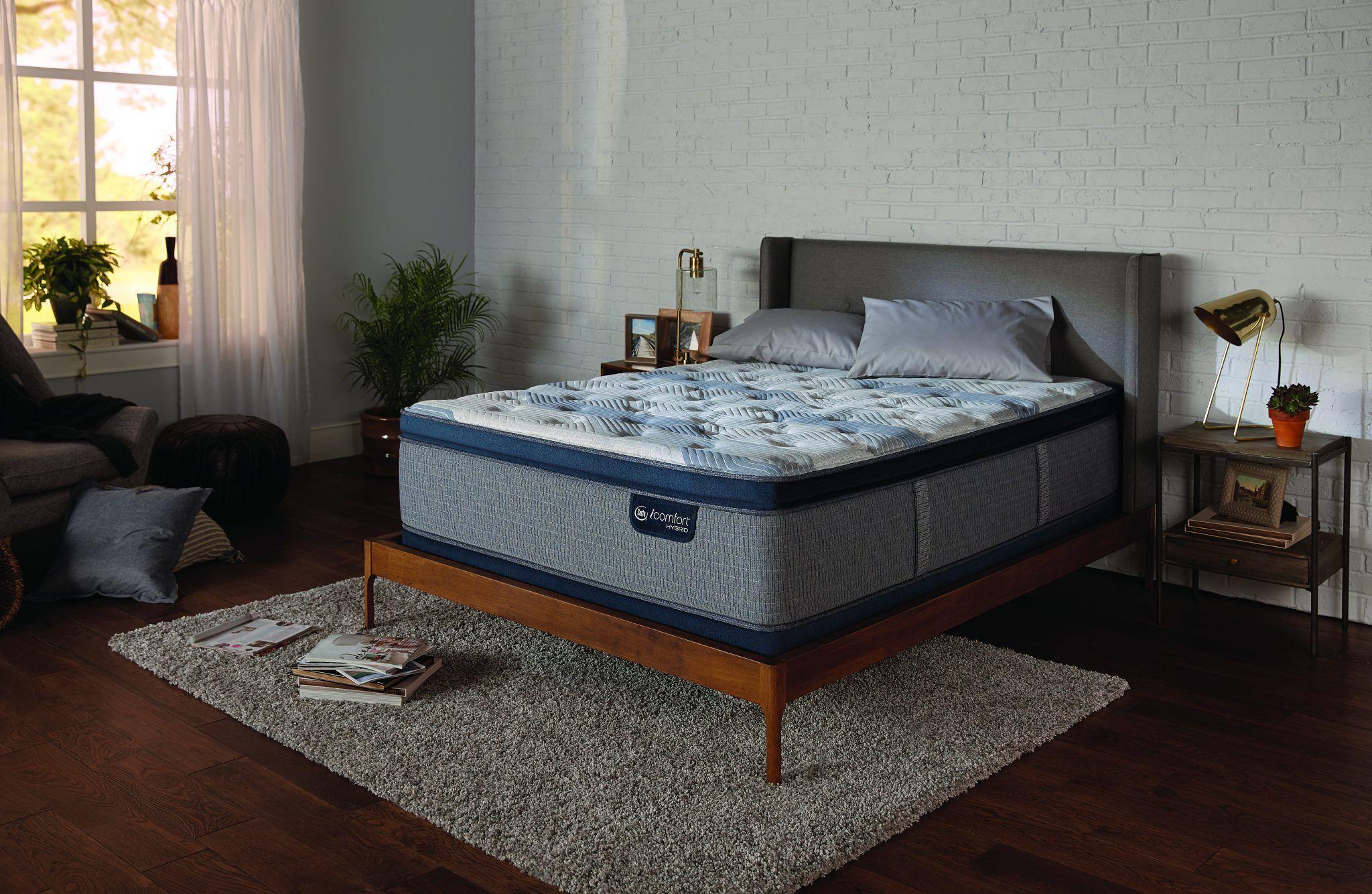 Icomfort Hybrid Best Mattress Plush Pillows Serta Mattress Twin Xl Mattress