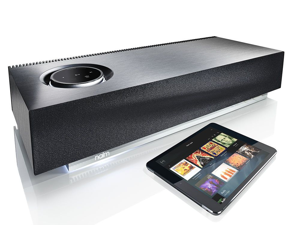 Naim Does the Impossible: Build a Soundbar Even Audiophiles Love |  NAIM  | WIRED.com