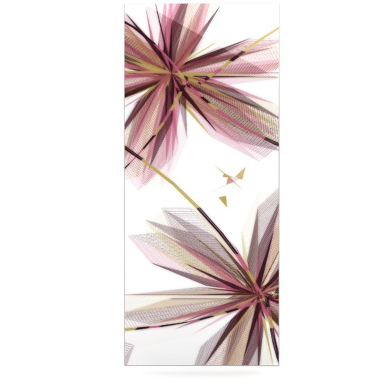 Flower by Alison Coxon Graphic Art Plaque