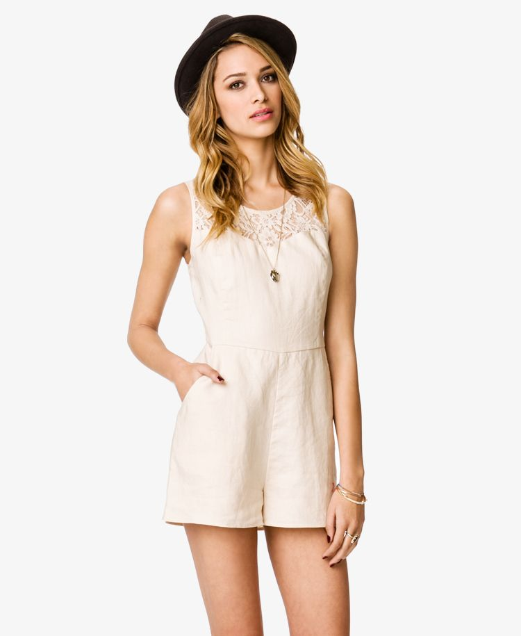 SALE  Womens playsuit, romper and jumpsuit   shop online   Forever 21 - 2000045229