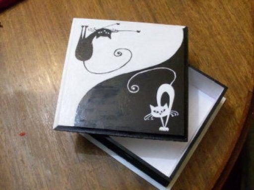 pintar cajas de madera manualidades ideas para and
