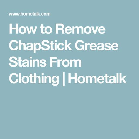 af188b6a8d5fb7bd3064241b20fc94f7 - How To Get Rid Of Grease Stains On Clothes Fast