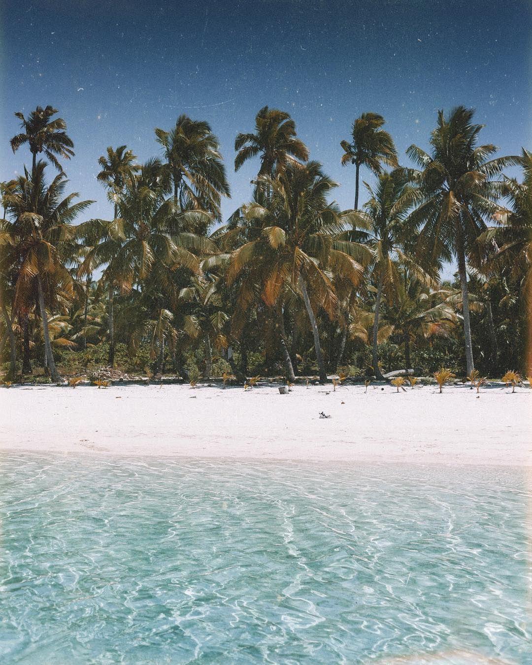 Cook Islands Beaches: Cook Islands🌴 (fun Fact: This Island Was Where A Season Of