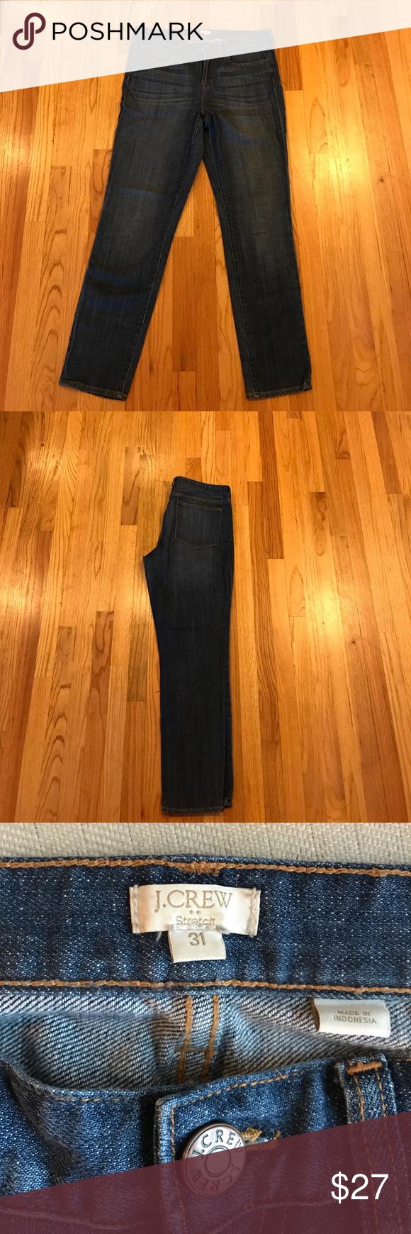 J. Crew skinny jeans Stretchy J. Crew skinny jeans. Not distressed. J. Crew Jeans Skinny