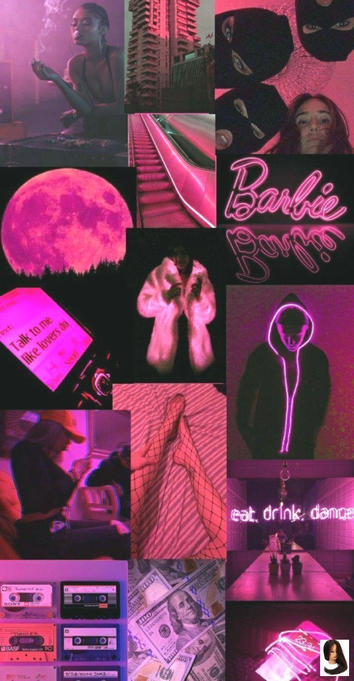 #postbad #onfleek #pink #barbie #wallpaper,  #BadAesthetic #barbie - M
