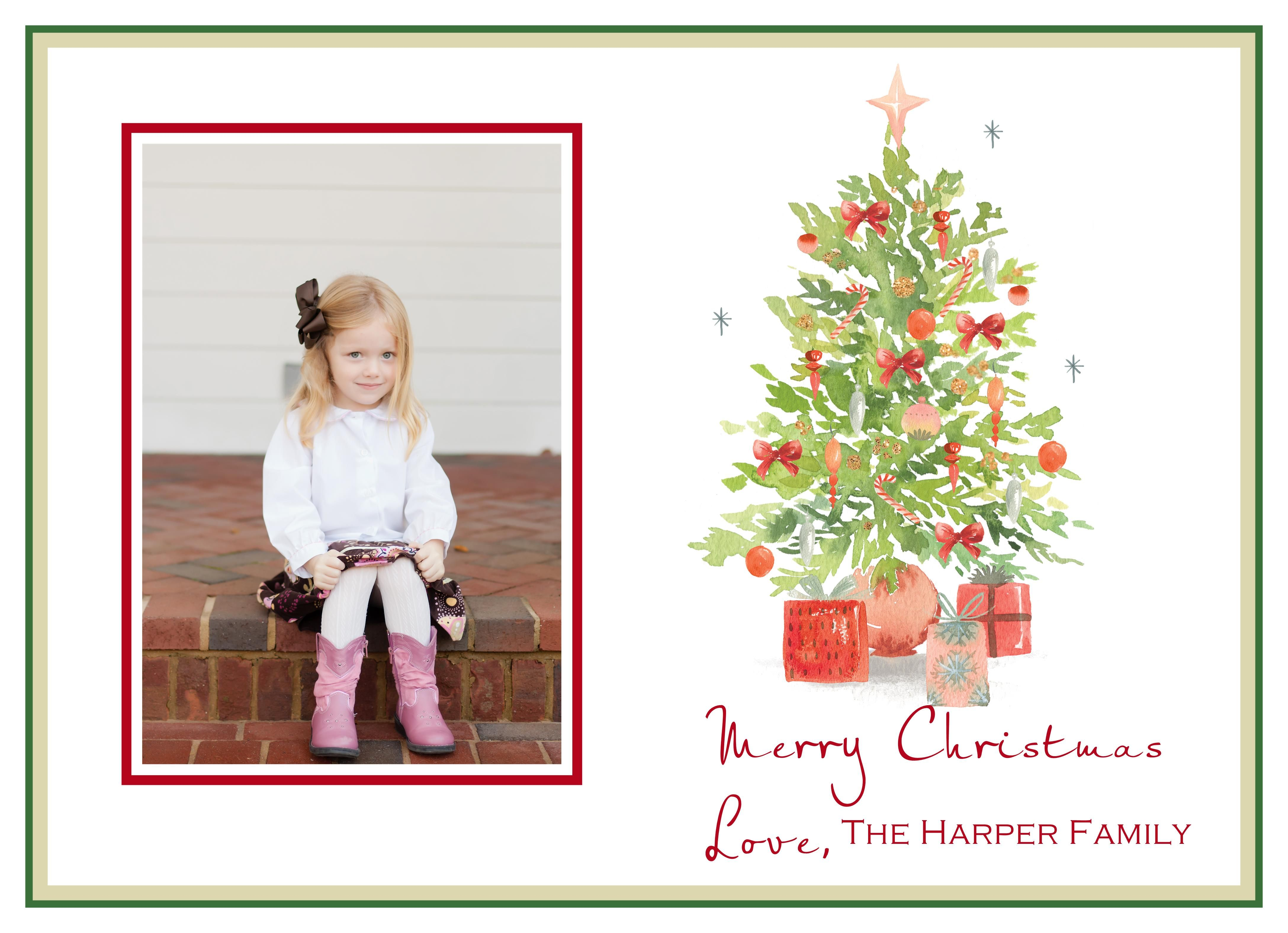 5447 Yorkmont Christmas Card