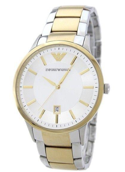 d7a61da2c272 Emporio Armani Herren Armband Uhr AR2449   Emporio Armani Uhren ...