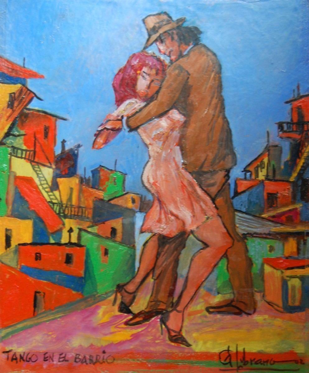 tango en el barrio de germinal lubrano 1918 2012 dibujante y