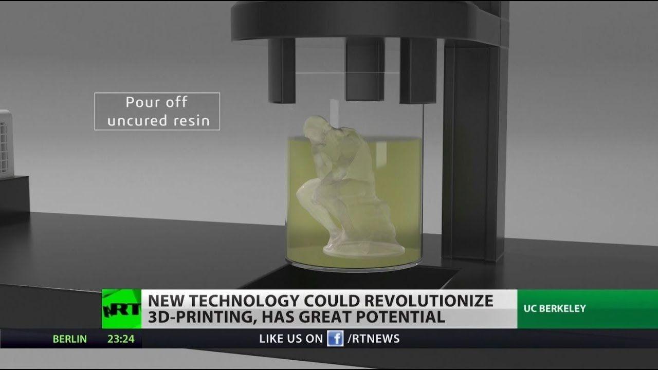 Incredible Video Replicator Tech To Revolutionize 3d Printers 3d Printing Technology 3d Printing 3d Printer