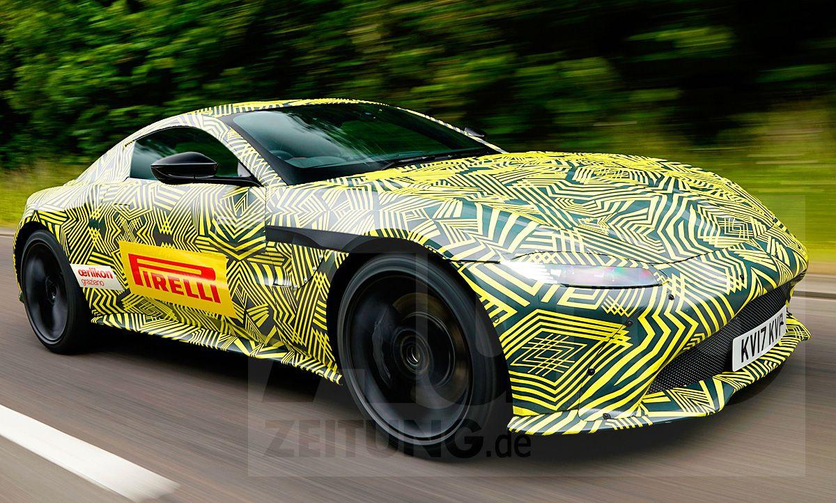 Aston Martin Vantage 2 Generation Autozeitung De Neue Autos Aston Martin Autozeitung