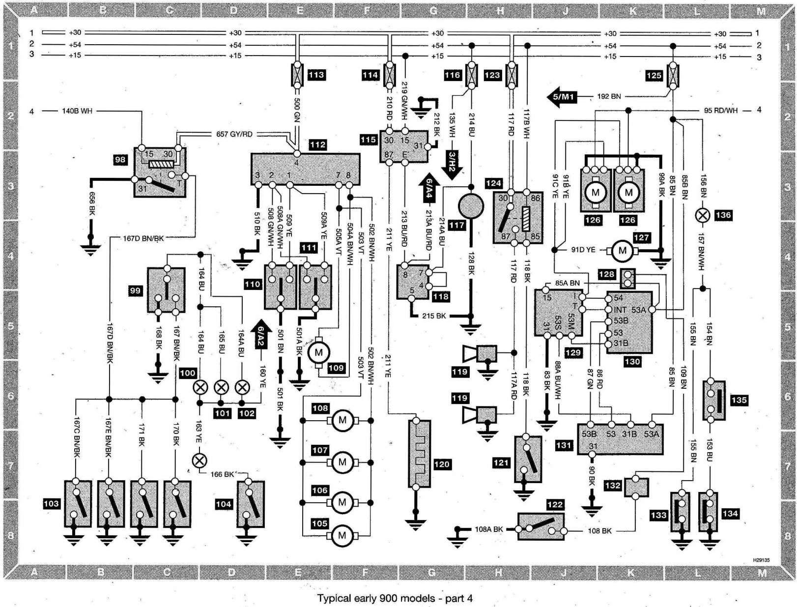 17 Saab 900 Engine Wiring Diagram Engine Diagram In 2020 Saab