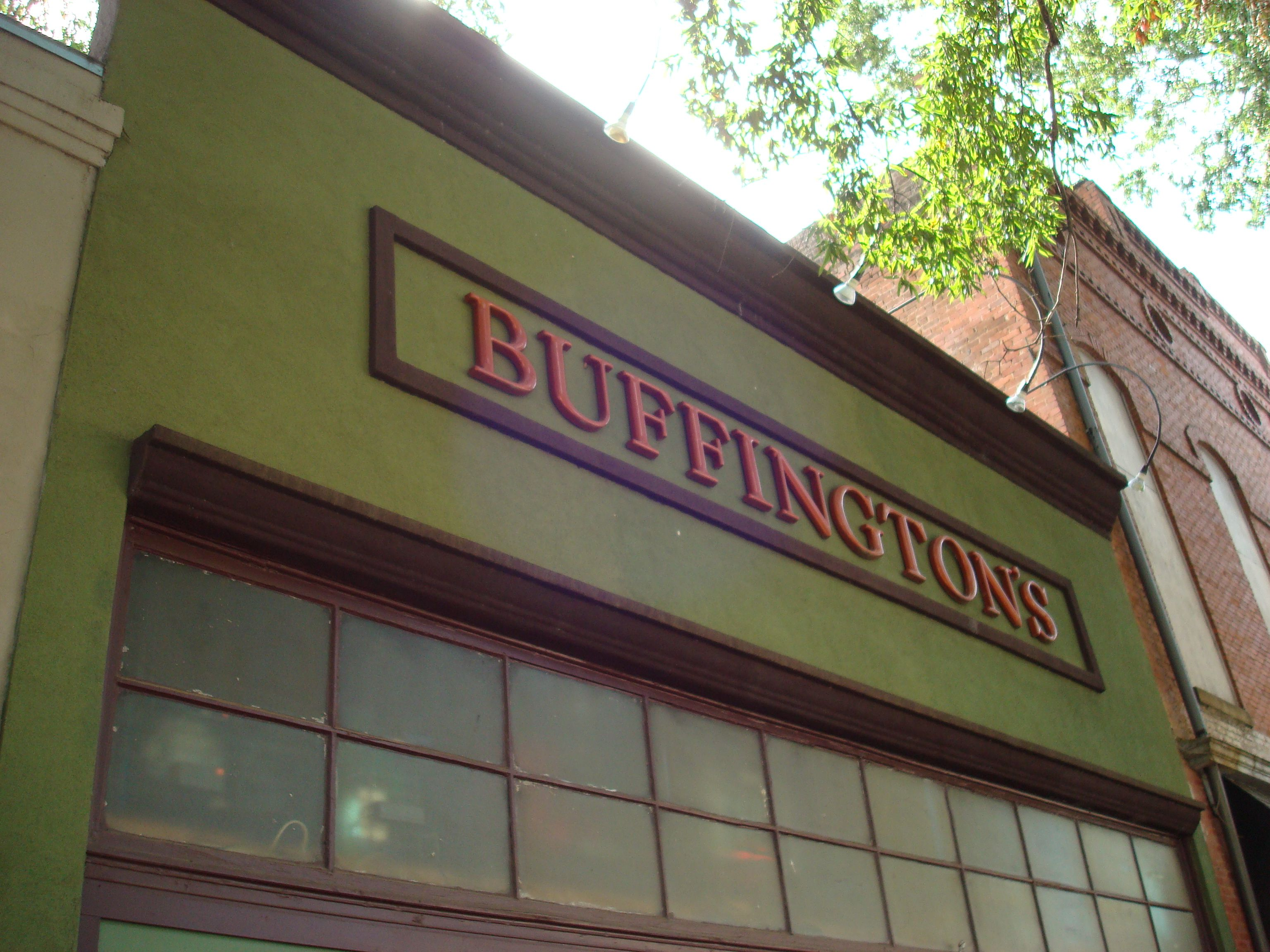 Buffingtons Has The Best Buff Burger And Fried Dill Pickles And More W Hancock Street Milledgeville Ga Milledgeville Fried Dill Pickles Family Legacy