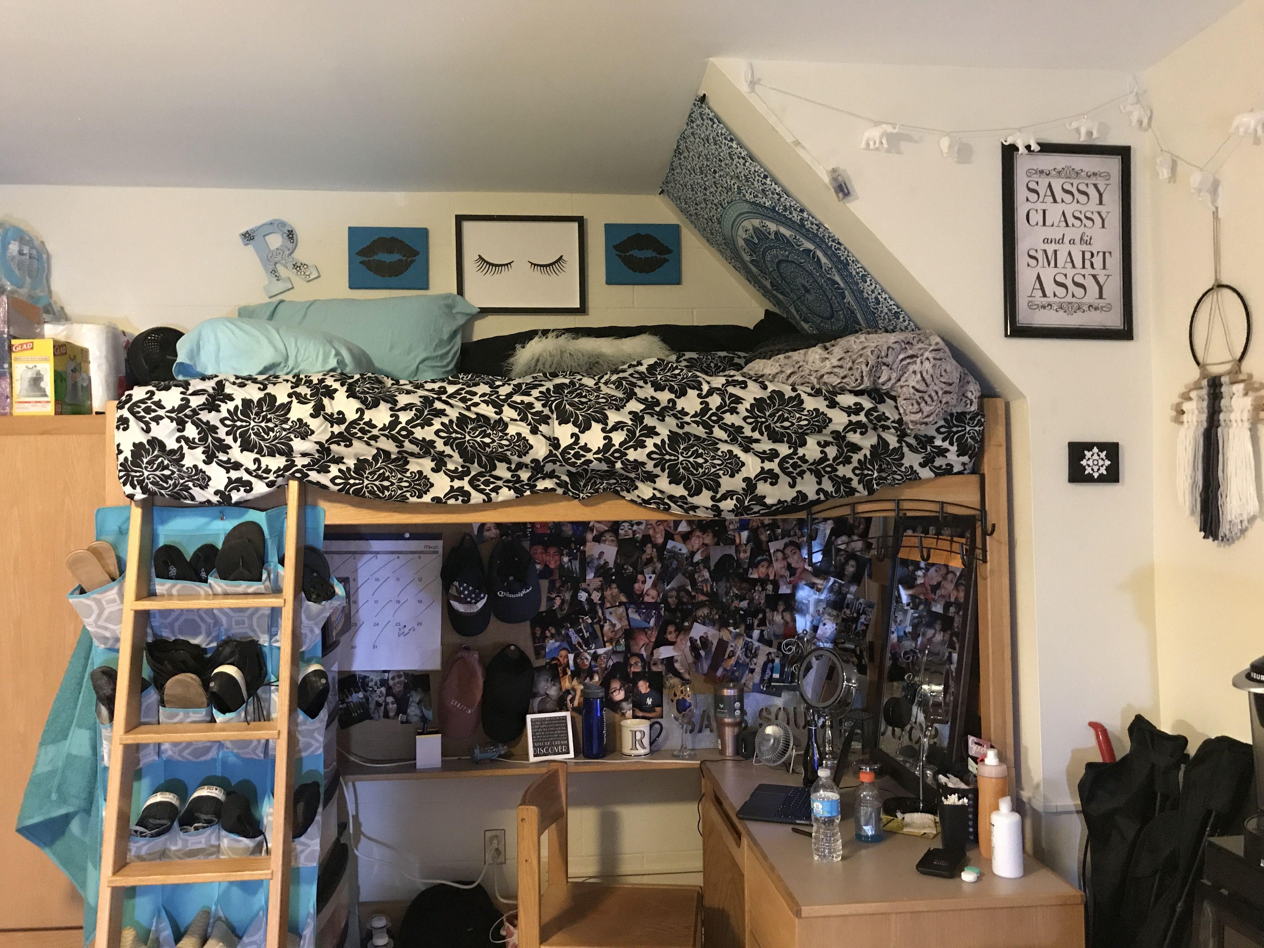 Dorm Room Organization Quinnipiac University Ledges
