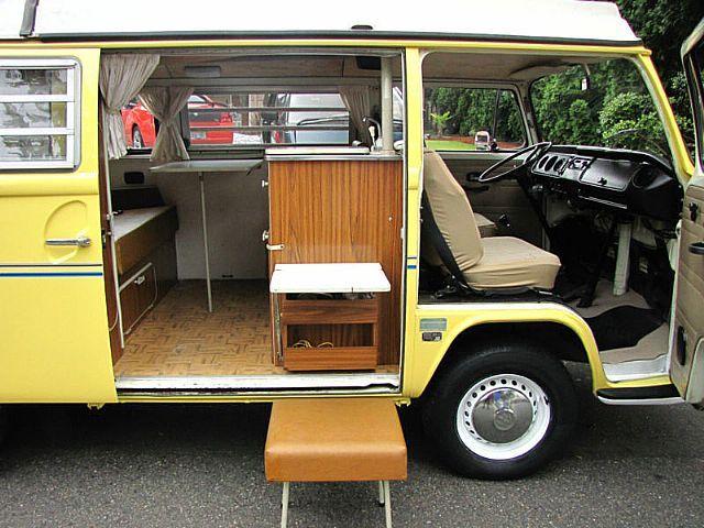 Image Result For 1968 Vw Camper Interior