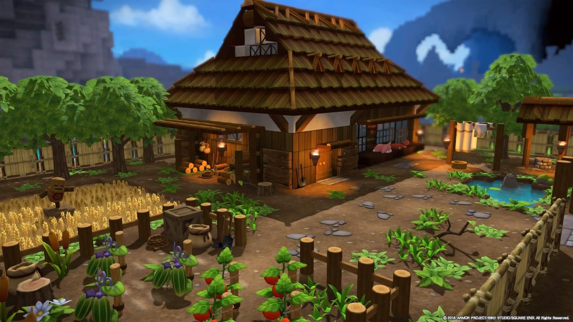 ドラゴンクエストビルダーズ2 破壊神シドーとからっぽの島 の けいじばん をゲームの外からでも楽しもう シドー マインクラフトの家 建物